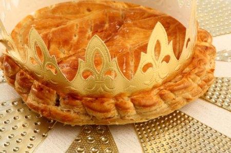 Galette Du Rois from La Renaissance Bakery